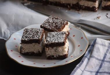9 nagyon omlós, könnyed kókuszos süti, amivel nem kell sokat bajlódni