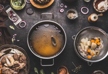 Mi is az a barnamártás pontosan, és hogy készül? És hogy jön ide a gravy?