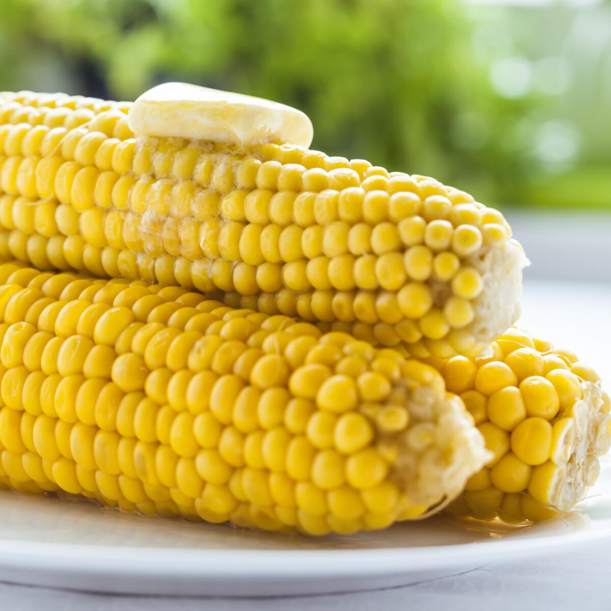 Sült kukorica a mikróból? Igen, lehetséges, és imádni fogod