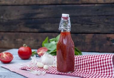Így készíts ketchupot!