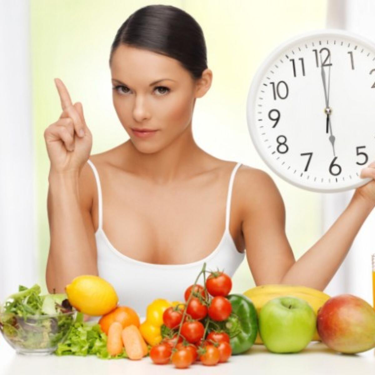 fogyni ne egyél 14 óra után)