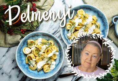 Nagyiprojekt Karanténkiadás 2. rész: Olga nénivel igazi orosz pelmenyit főztünk! - VIDEÓ