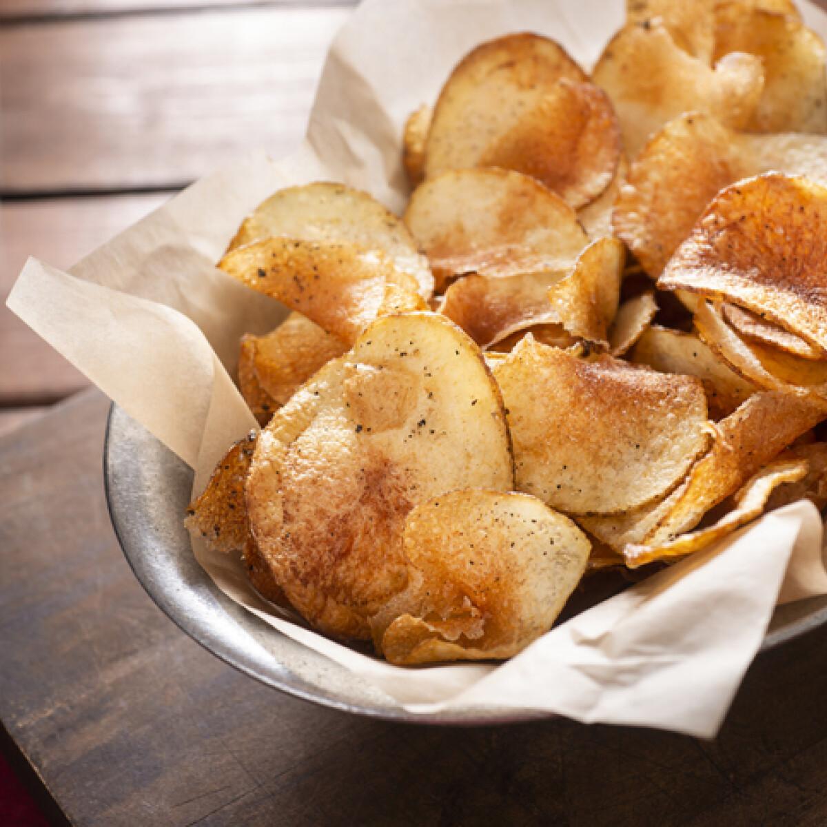 Elérkezett a mikrós chips ideje, és könnyebben elkészítheted, mint azt gondolnád
