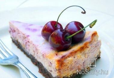 Túró+gyümölcs=torta!