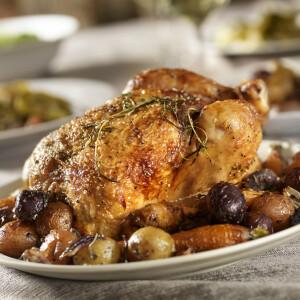 Tippek, hogy süsd az ünnepi pulykát, csirkét, marhát vagy malacot