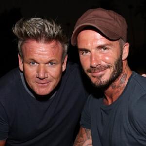 David Beckham és Gordon Ramsay elképesztő dologra készülnek