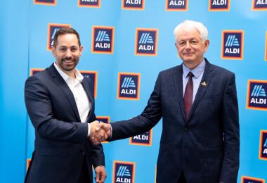 Még több hazai terméket és új munkahelyeket hoz az ALDI fejlesztése