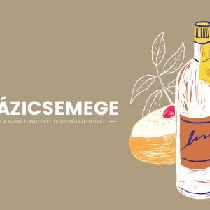 Elindult a Nosalty #HÁZICSEMEGE kampánya a magyar termelőkért és kisvállalkozásokért