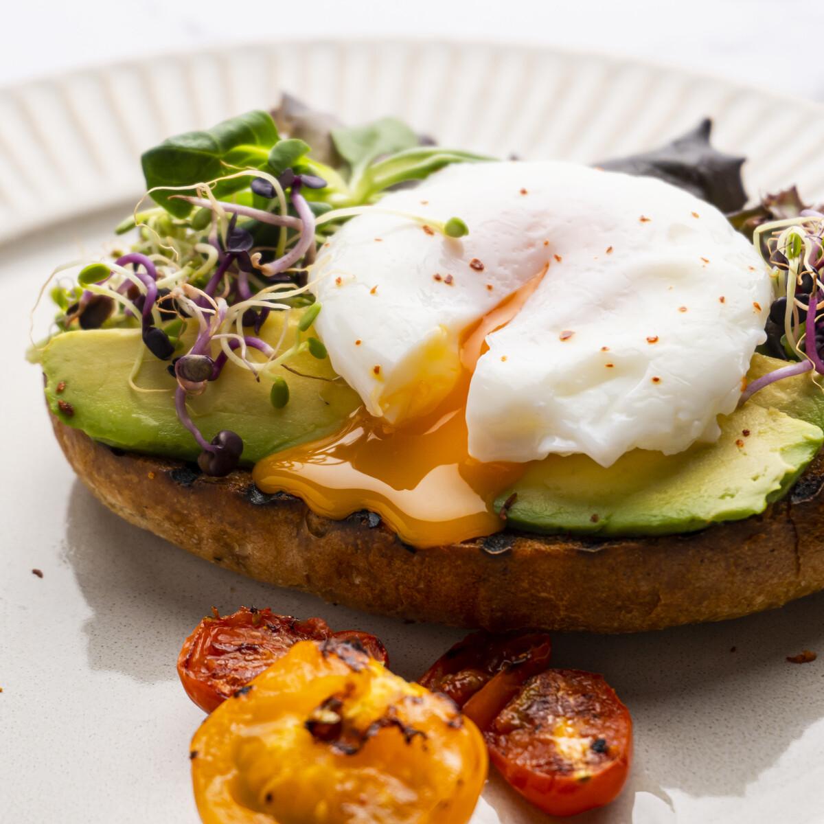 Így készül a tökéletes buggyantott tojás, idegbaj nélkül