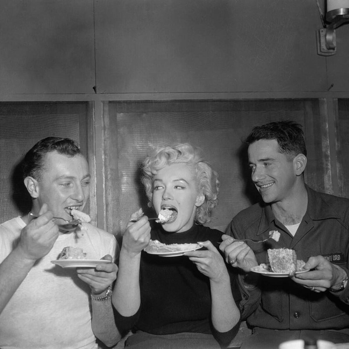Nem a koplalás volt a titka Marilyn Monroe csodaalakjának: ezt ette a sztár nap mint nap