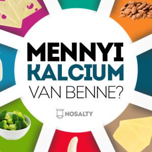 Kalciummal a csontjaink egészségéért