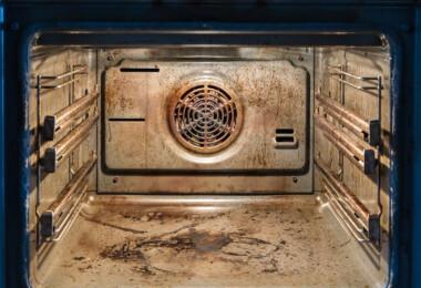 Levakarhatatlan a mocsok a sütődről és a tűzhelyről? - Így tüntesd el a koszt vegyszermentesen!