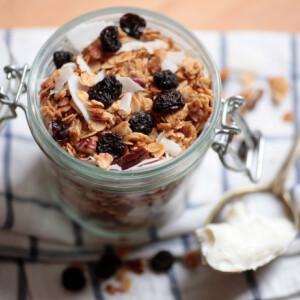 Granola, a reggelmentő