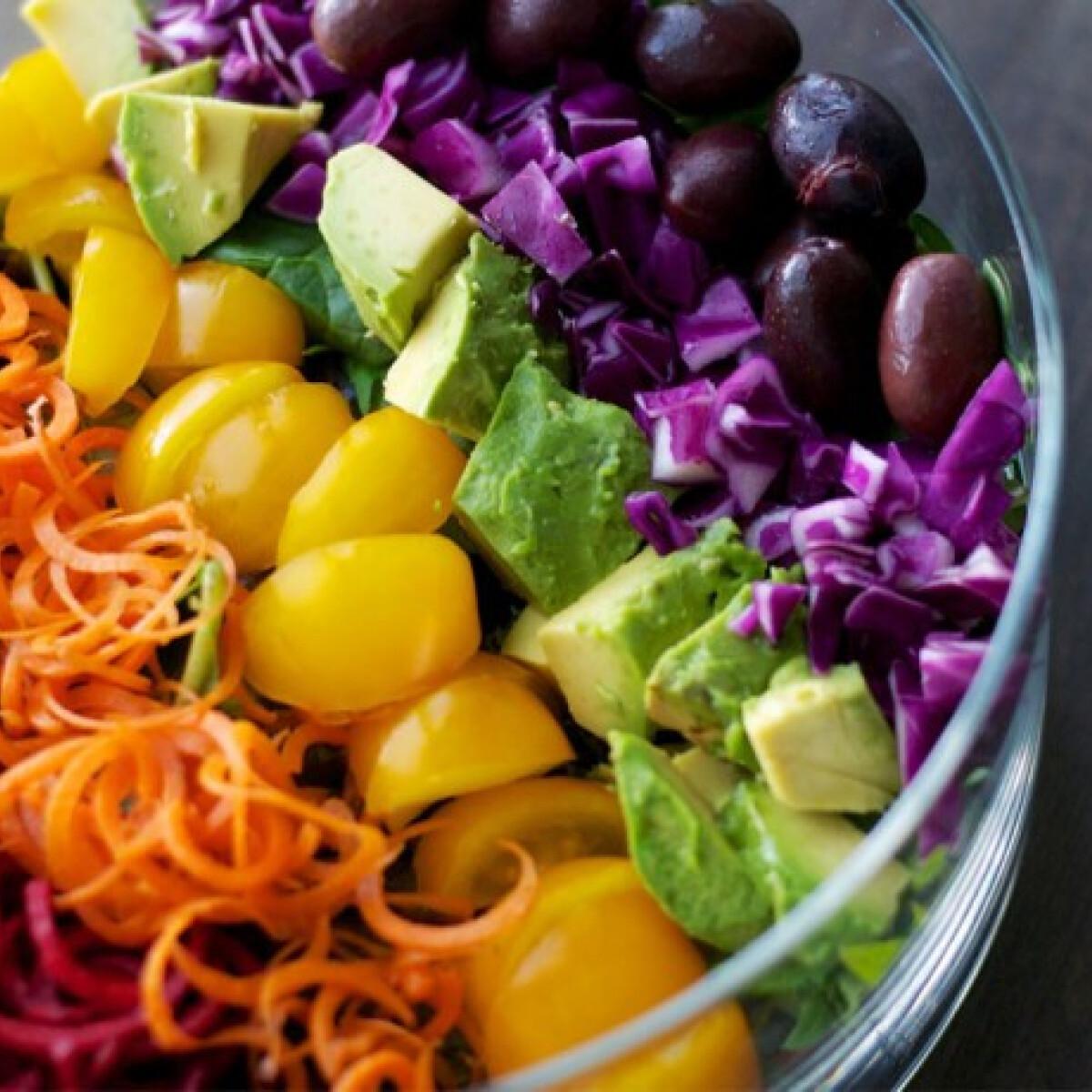 Ezt a három színt mindenképpen enned kell, ha igazán egészséges akarsz lenni