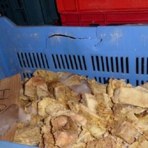 13 tonna húst vont ki a forgalomból a Nébih: koszos, lejárt termékeket találtak egy húsüzemben