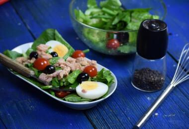11 könnyed tonhalsaláta, nem csak diétázóknak