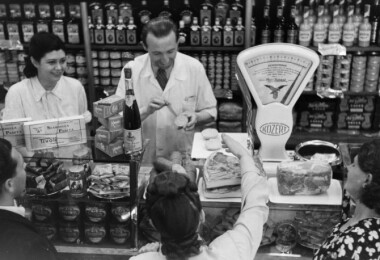 Piac, Közért és ABC - itt vásároltunk az elmúlt 110 évben
