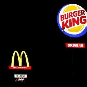 Összejött a McDonald's és a Burger King – Így még tuti nem láttad őket együtt!