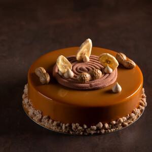 Így kell elképzelni egy tortát, ha az Michelin-csillagos