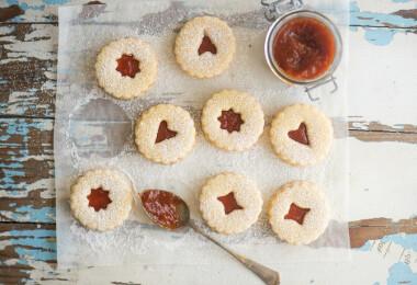 9 omlós TÖLTÖTT keksz, ami duplán kényeztet