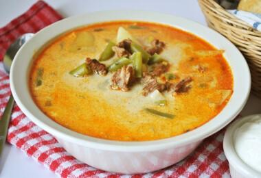 TOP 11 legfinomabb HÚSOS leves oldalunkról