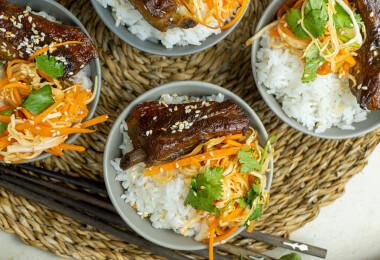 8 mennyei fűszerezésű, különleges ázsiai fogás