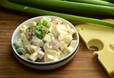 8 nagyon ízletes, színes és szaftos MAJONÉZES saláta