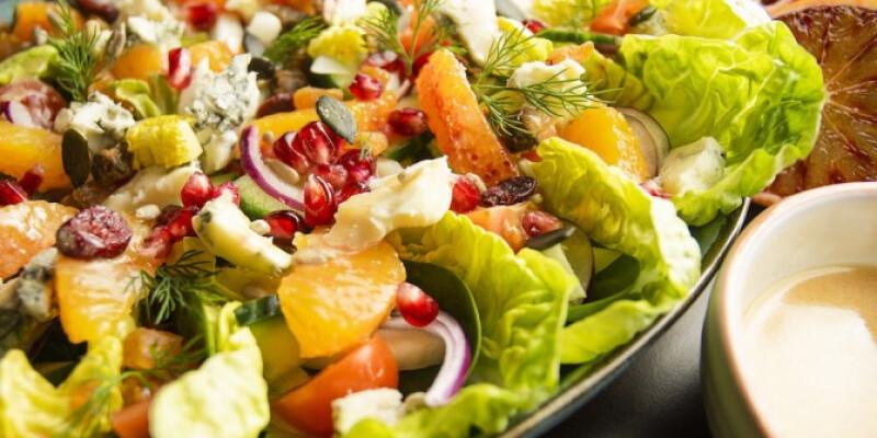 9 fantasztikus saláta az ősz utolsó napjaira