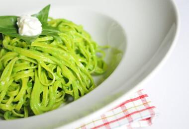 11 zöldséges tészta, aminek a könnyedsége elvarázsol