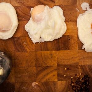 A tökéletes buggyantott tojás titka