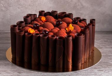 A Royal csokoládétorta, amely több mint torta