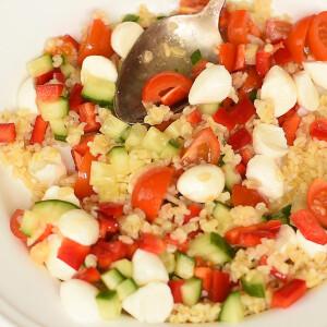 3 laktató salátatipp vacsorára 400 kalóriából - VIDEÓ