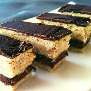 12 kakaóval készült sütemény - mert a kakaó gyönyörű színt ad
