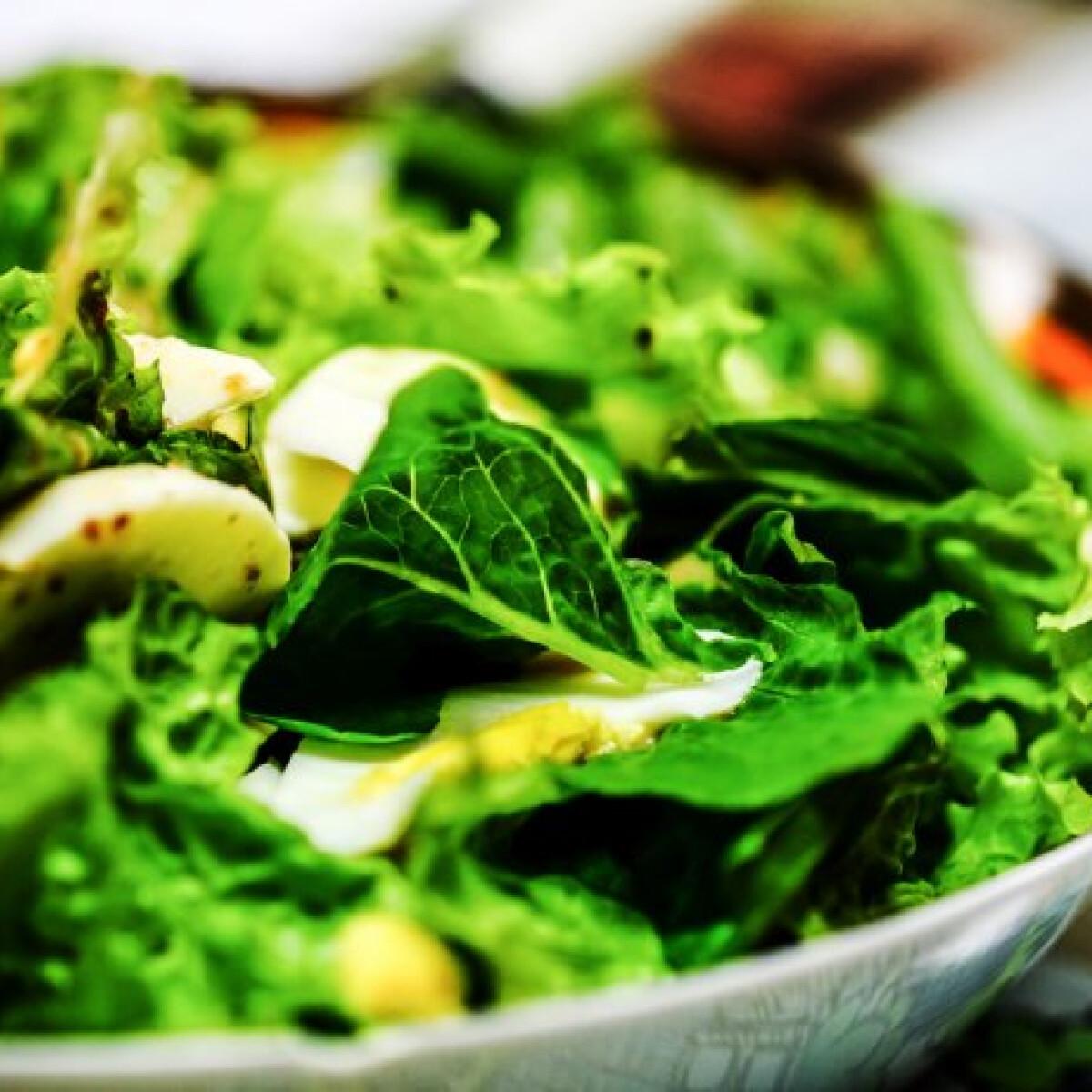Az egészséges és finom salátaöntet titka