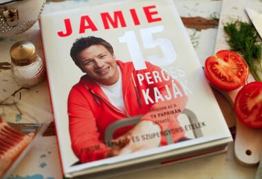 Tippelj, és nyerj Jamie Oliver könyvet!