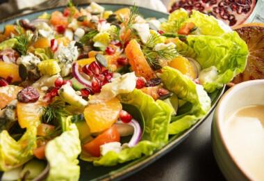 11 könnyed, de laktató saláta, amivel szuperül indul majd az első hét