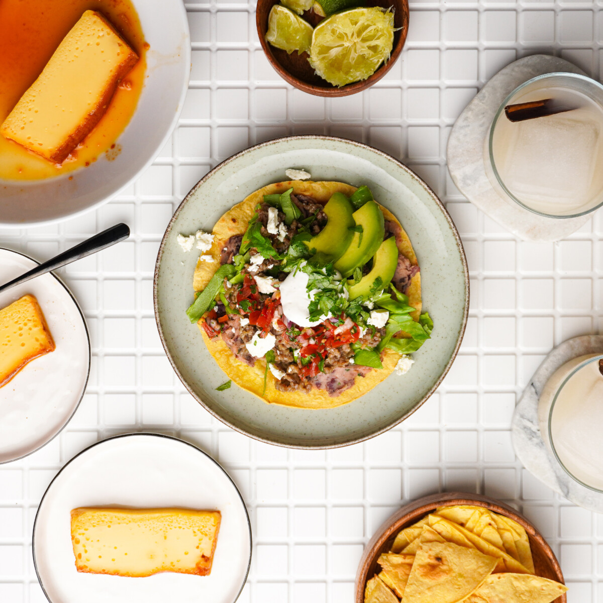 Tostada, horchata, flan: autentikus mexikói ízeket hoztunk cinco de mayo alkalmából