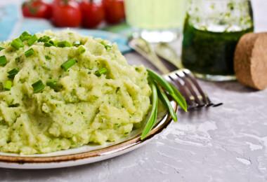 7 alapanyag krumpli helyett, amiből színes és ízekkel teli pürét csinálhatsz
