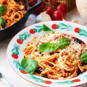 Azta'Pasta | Így készül a tradicionális Spaghetti alla Puttanesca