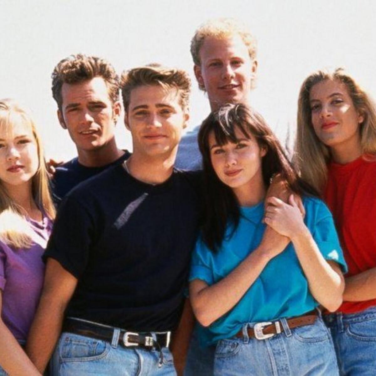 Beverly Hills 90210: ez történt az egykor népszerű sorozat szereplőivel