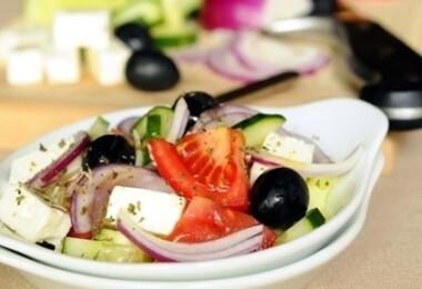 Egyél úgy, ahogy a görögök!