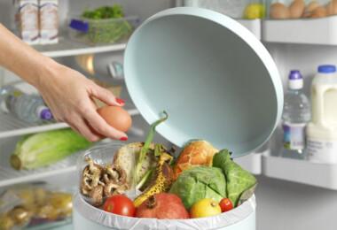 10 étel, amit a rossz tárolás miatt sokkal hamarabb kell kidobnod