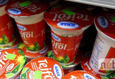 Döbbenetes: egyetlen kisboltban 1,2 tonna élelmiszernél talált gondot a Nébih