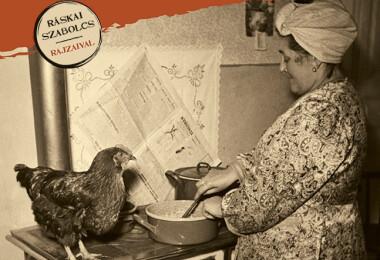 Rézi a páczban...és a Petzben is! – Otthonodba hozza el ma este könyvét Cserna-Szabó András