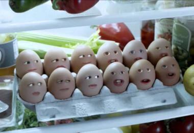 Itt a válasz, hogy miért nem kell a hűtőben tartanod a tojást