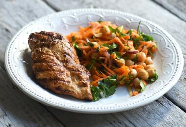 8 fantasztikus csirkés fogás, aminek nagyon alacsony a kalóriatartalma
