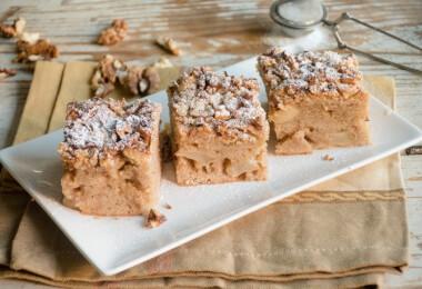 12 porhanyós almás sütemény, ami megkoronázza az őszi időt