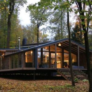 Ezt a gyönyörű otthont 10 NAP ALATT építették meg