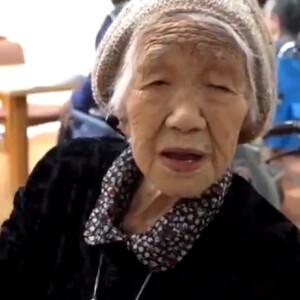 Ismét ez a cuki japán hölgy lett a világ legidősebb embere – íme 3 kedvenc étele