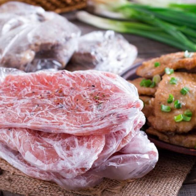 hús fagyasztva trichinózis